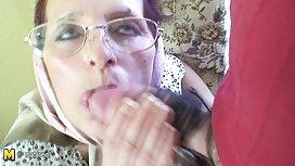 Valkoinen tyttö, sex mummo musta jättiläinen