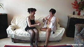 Vastanaineet vetäytyvät hotelliin, he haluavat sensuelli porno rakastella.